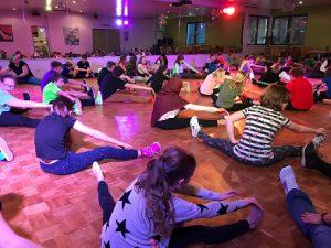 Dance Day des 5.Jahrgangs an der Tanzschule Bothe