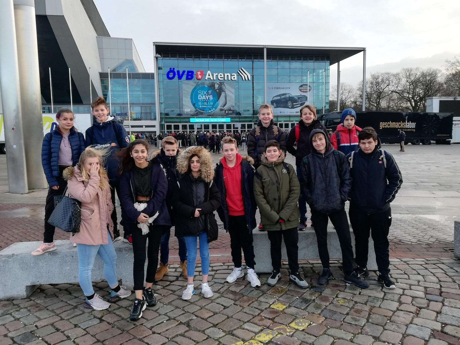 WPK Sport bei den Six Days in Bremen