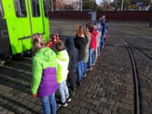 Besuch der ÜSTRA in Hannover