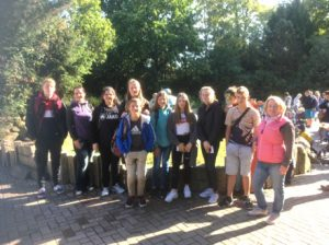 Ausflug in den Zoo mit den BuddYs der IGS Burgwedel