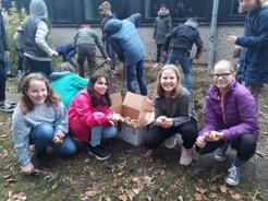 Tulpen für Brot – Eine Aktion von Kindern für Kinder