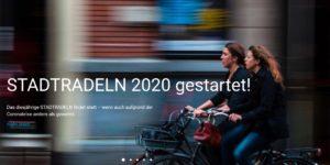Stadtradeln – Radeln für ein gutes Klima