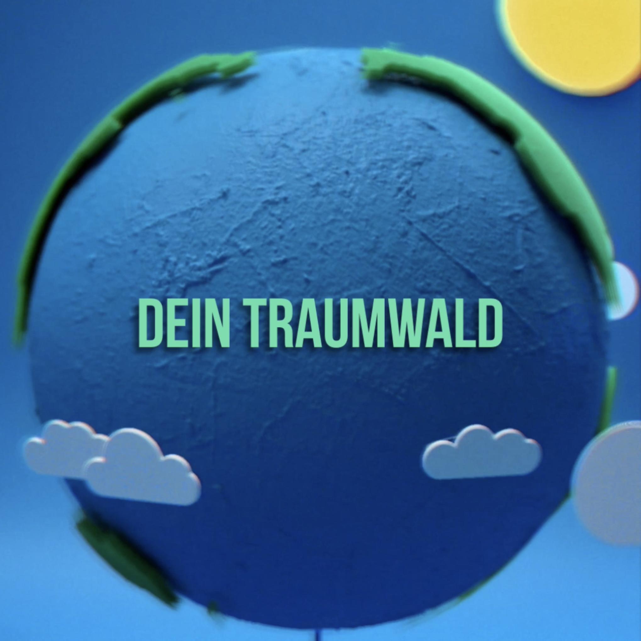 Projekt Schulwald – Entwerfe deinen eigenen Traumwald