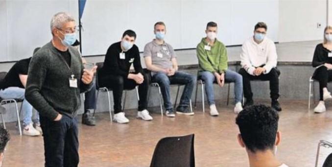 """Ausbildungsmesse """"Startklar"""" an der IGS Burgwedel – HAZ berichtet"""